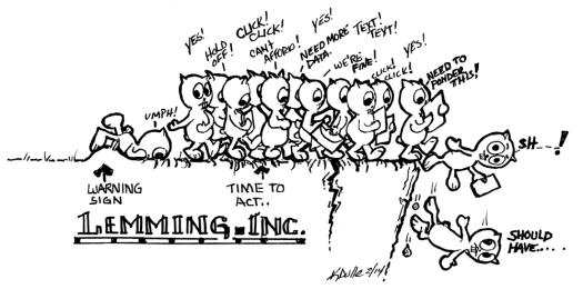 Lemming Inc 1K