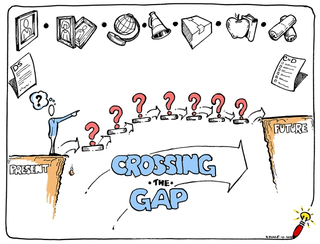 Crossing the Gap 01